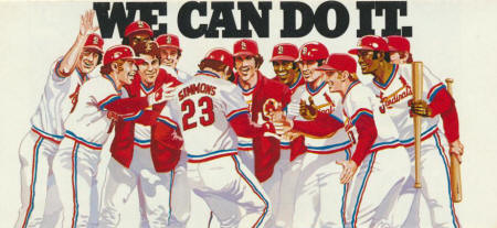 1978 St. Louis Cardinals Schedule