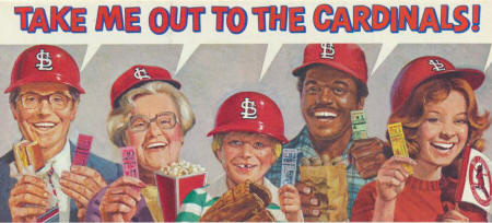 1979 St. Louis Cardinals Schedule