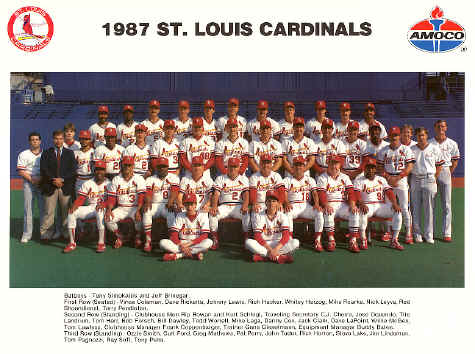 1987 St. Louis Cardinals