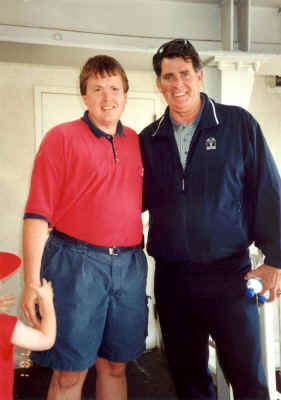 Me and Mike Shannon