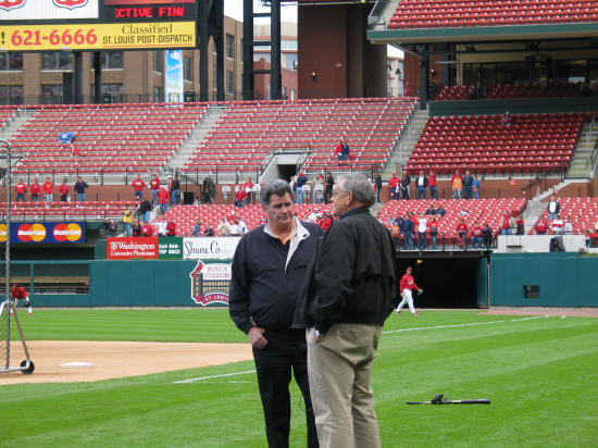 Mike Shannon - St. Louis Cardinals 4H Day - 2006
