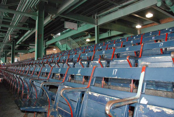 Fenway Park, Boston, MA - 2008