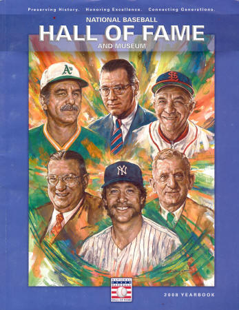 2008 Hall of Fame Yearbook