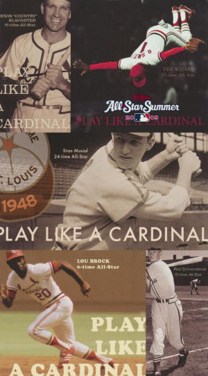 2009 St. Louis Cardinals Ticket information