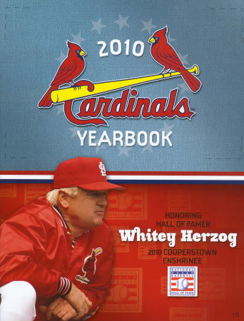 2010 St. Louis Cardinals Yearbook