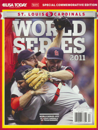 2011 St. Louis Cardinals - USA Today Special Commemorative Edition