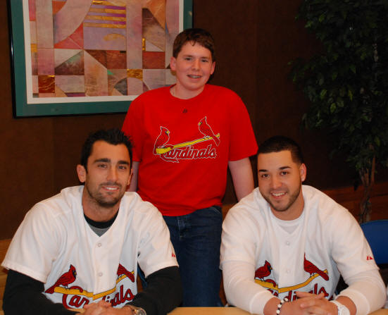 Matt Carpenter & Tony Cruz