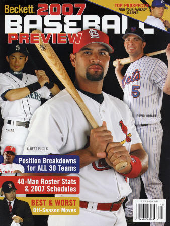 2007 Beckett Baseball Preview