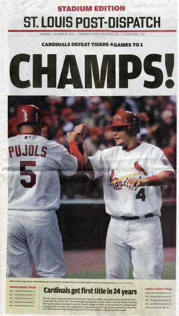 Cardinals 2006 Season Highlights