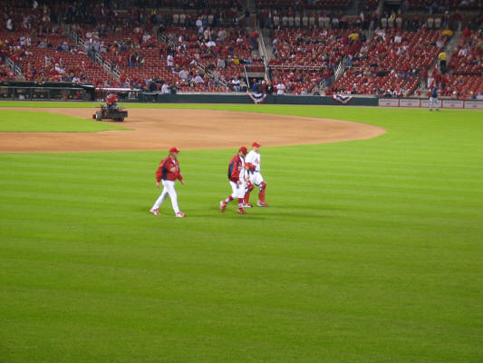 2006 NLDS Game #4 Pictures (10/15)