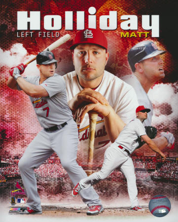 2011 St. Louis Cardinals - Matt Holliday