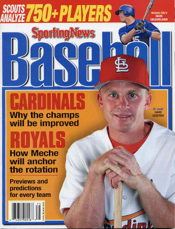 2007 Sporting News Baseball Preview