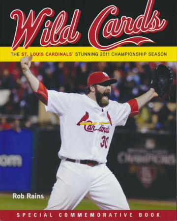 2011 St. Louis Cardinals Wild Cards - Special Commemorative Book