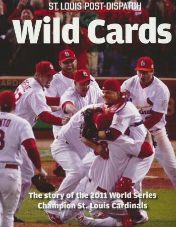 St. Louis Cardinals - Post Dispatch Wild Cards - 2011