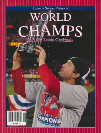 St. Louis Cardinals - World Champs - 2011