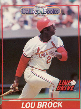 Collect-a-Books - Lou Brock