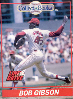 Collect-a-Books - Bob Gibson