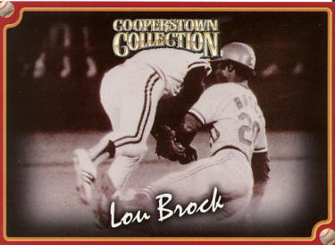 Cooperstown Collection - Lou Brock
