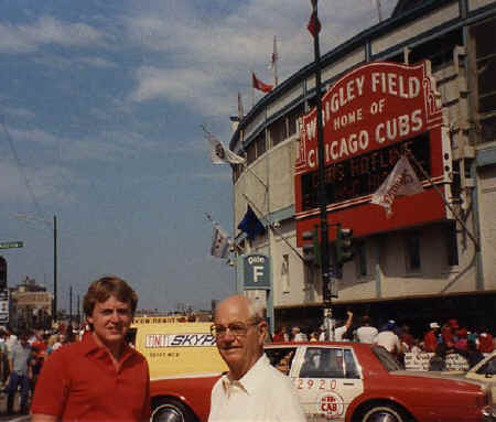 Me & Uncle Earl - Wrigley Field
