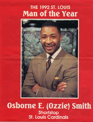 1992 St. Louis Man of the Year