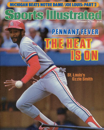 Sports Illustrated - Ozzie Smith